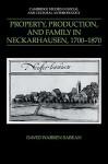 Property, Production, and Family in Neckarhausen, 1700 1870 - David Warren Sabean, Jack Goody, Edmund Leach, Meyer Fortes, Stanley Tambiah
