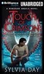 A Touch of Crimson (Audio) - Sylvia Day, Samantha Henig