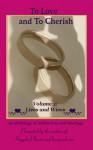 To Love and To Cherish (Wives and Lives, Volume #3) - Dalia Craig, Adriana Kraft, Jessie Taylor Quinn, Meg Leigh, Beth Wylde