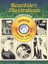 Beardsley Illustrations CD-ROM and Book - Aubrey Beardsley