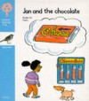 Jan and the Chocolate - Roderick Hunt, Jenny Ackland