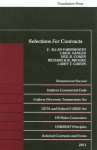 Selections for Contracts: Uniform Commercial Code, Restatement Second, 2011 - E. Allan Farnsworth, Carol Sanger, Neil B. Cohen, Richard R.W. Brooks, Larry T. Garvin