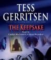 The Keepsake (Jane Rizzoli & Maura Isles, #7) - Alyssa Bresnahan, Carolyn McCormick, Tess Gerritsen