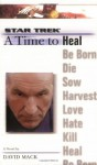 A Time to Heal - David Mack