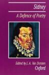 A Defence of Poetry - Philip Sidney, J.A. Van Dorsten