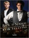 Back to Normal - Wren Boudreau