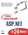 Sams Teach Yourself ASP.NET in 24 Hours - Joe Martin