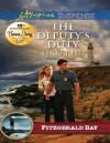The Deputy's Duty (Mills & Boon Love Inspired Suspense) (Fitzgerald Bay - Book 6) - Terri Reed