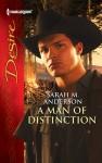 A Man of Distinction - Sarah M. Anderson