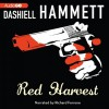 Red Harvest - Dashiell Hammett, Richard Ferrone