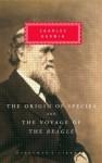 The Origin of Species/The Voyage of the Beagle - Richard Dawkins, Charles Darwin
