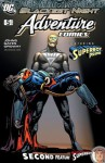 Adventure Comics (2009-2011) #5 - Geoff Johns, Sterling Gates, Jerry Ordway