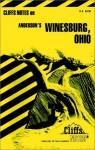 Cliffs Notes on Anderson's Winesburg, Ohio - Ann R. Morris, James Lamar Roberts, Gary Carey