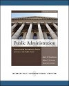 Public Administration: Understanding Management, Politics, and Law in the Public Sector - David H. Rosenbloom