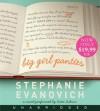 Big Girl Panties Low Price CD - Stephanie Evanovich, Katie Schorr