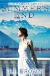 Summer's End (Summerset Abbey) - TJ Brown