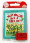 Miss Nelson Has a Field Day Book & Cassette - Harry Allard, James Marshall