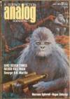 Analog Science Fiction and Fact, 1975 July - Roger Zelazny, George R.R. Martin, Ben Bova, Norman Spinrad, Robert Borski, Hayford Peirce, Alan Brennert, Walter L. Fisher
