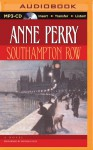 Southampton Row - Michael Page, Anne Perry