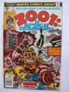 """2001: A Space Odyssey #3 (""""MARAK the MERCILESS!"""", VOL. 1) - STAN LEE, ARCHIE GOODWIN, MIKE ROGER"""