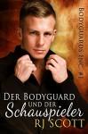 Der Bodyguard und der Schauspieler (Bodyguards Inc. 1) - Chris McHart, F. Scott Fitzgerald