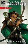Dungeons & Dragons: Legends of Baldur's Gate #4 - Jim Zub, Max Dunbar, Sarah Stone