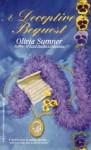 A Deceptive Bequest - Olivia Sumner