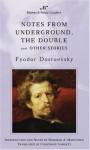 Notes from the Underground, The Double and Other Stories (B&N Classics) - Fyodor Dostoyevsky, Constance Garnett, Deborah R. Martinsen, Deborah A. Martinsen