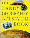 The Handy Geography Answer Book - Matthew T. Rosenberg