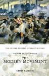 The Oxford English Literary History: Volume 10: The Modern Movement (1910-1940) - Chris Baldick