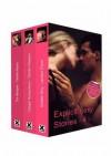 Explicit Sexy Stories: Volume Four - Tamsin Flowers, Landon Dixon, Tabitha Rayne