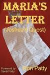 Maria's Letter: Joshua's Quest - Ron Patty, Carolyn Patty, Sandi Patty