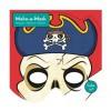 Pirates Make-a-Mask - Michael Robertson