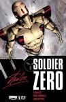 Stan Lee's Soldier Zero: Preview #1 - Paul Cornell, Stan Lee, Trevor Hairsine, Dave Johnson, Phil Noto, Javi Pina, Alfred Rockefeller