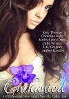 Enchanted: A Paranormal New Adult Novella Collection - Kate Thomas, Christina Kelly, Kathy-Lynn Cross, Julie Wetzel, S. K. Gregory, Amber Hassler, JS Marx Designs