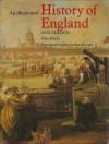 An Illustrated History of England - John Frederick Burke
