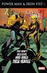 Power Man and Iron Fist (2016-) #6 - David Walker, Flaviano, Sanford Greene