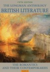 The Longman Anthology of British Literature, Volume 2a: The Romantics and Their Contemporaries Plus New Myliteraturelab -- Access Card Package - David Damrosch, Kevin J H Dettmar, Susan J Wolfson, Peter J Manning