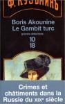 Le Gambit Turc - Boris Akunin