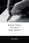 Conflict Of Laws In Australia - Michael Tilbury, Gary Davis