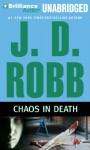 Chaos in Death (In Death Series) - J.D. Robb, Susan Ericksen