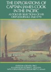 The Explorations of Captain James Cook in the Pacific - James Cook, A. Grenfell Price