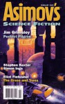 Asimov's Science Fiction, February 2003 - Stephen Baxter, Robert Silverberg, Gardner R. Dozois, Joe Haldeman, Karen Traviss, Eliot Fintushel, Simon Ings, Steven Utley, Jim Grimsley, Erwin S. Strauss, Michael Bateman, Paul di Fillippo
