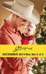 Love Inspired December 2014 - Box Set 2 of 2: Her Holiday FamilySugar Plum SeasonHer Cowboy HeroSmall-Town Fireman - Ruth Logan Herne, Mia Ross, Carolyne Aarsen, Allie Pleiter