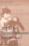 What Did the Internment of Japanese Americans Mean? (Historians at Work) - Alice Yang Murray