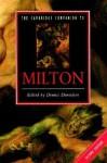 The Cambridge Companion to Milton (Cambridge Companions to Literature) - Dennis Danielson
