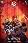 Overwatch #15 - Andrew Robinson, Joelle Sellner, Kate Niemczyk