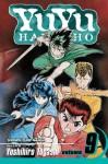 YuYu Hakusho, Vol. 9 - Yoshihiro Togashi
