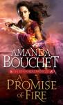 A Promise of Fire - Amanda Bouchet