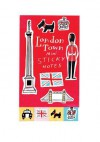 London Town Mini Sticky Notes - Sarah McMenemy